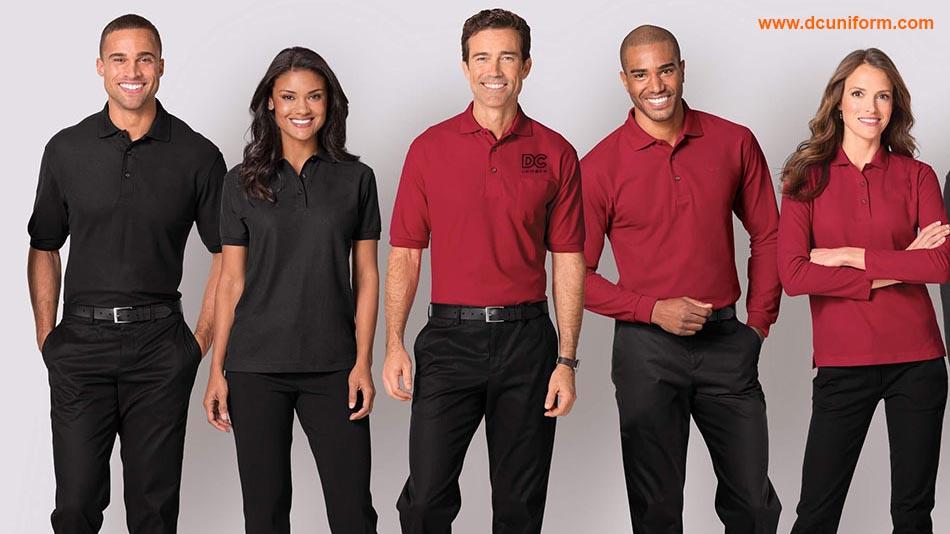 Công ty may áo thun đồng phục tại TPHCM – DCUniform