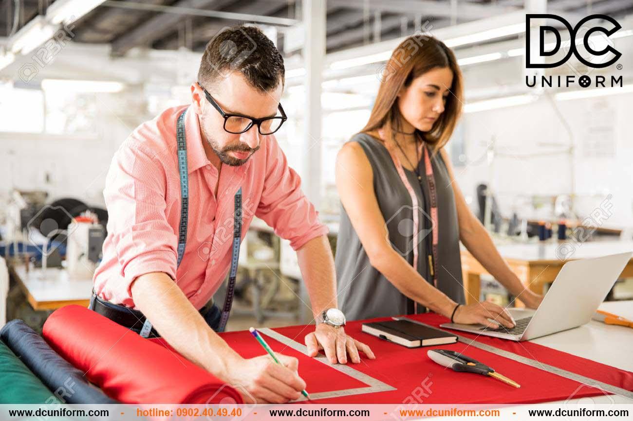 DCUniform - Tiến hành lên kế hoạch sản xuất đồng phục